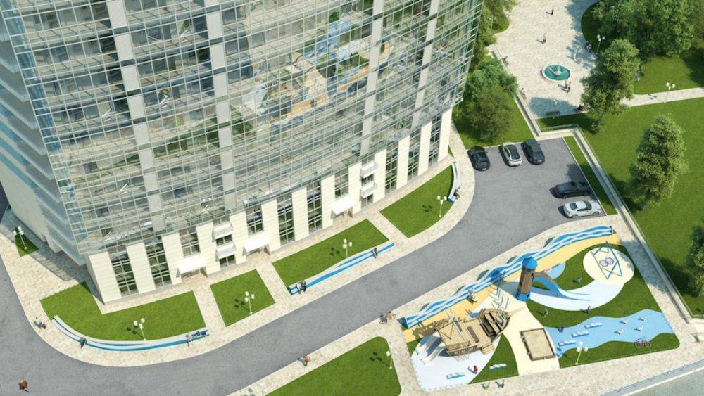 В Ховрино построят жилой комплекс с ТЦ и фитнес-центром