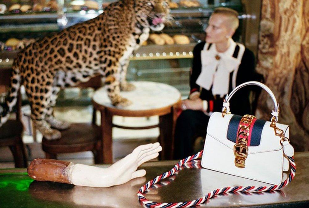 Gucci открывает свой первый монобрендовый аутлет в России