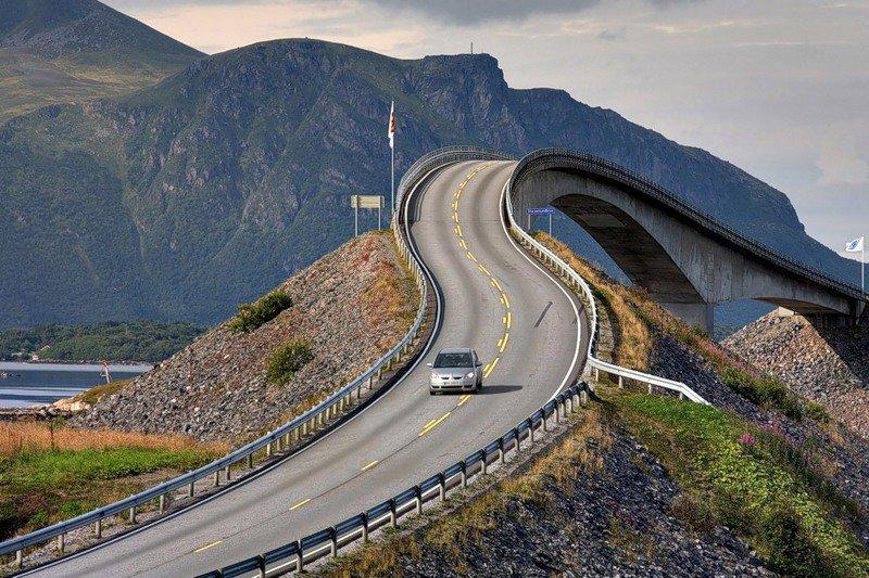 12 млрд рублей потратят на реконструкцию дороги из Петербурга в Норвегию