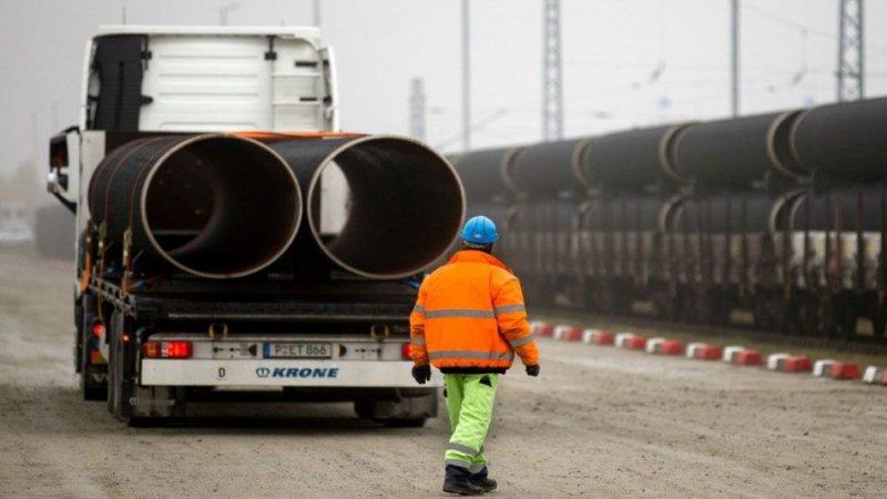 Рада приняла заявление по «Северному потоку - 2», адресованное Евросоюзу
