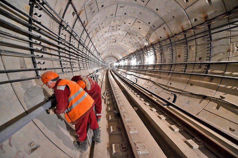Названа дата запуска нового участка Люблинско-Дмитровской линии метро