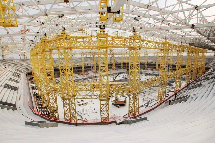 Дешевый песок и разница в 750 млн рублей — подробности дела о калининградском стадионе