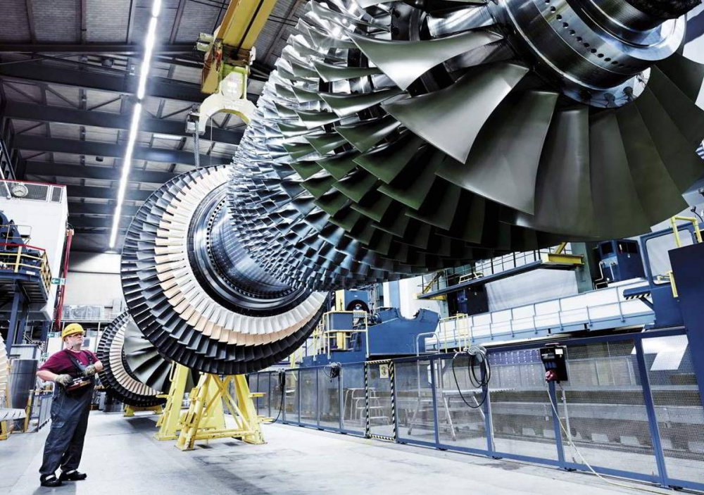ТЭС в Грозном оборудуют газовыми турбинами Siemens