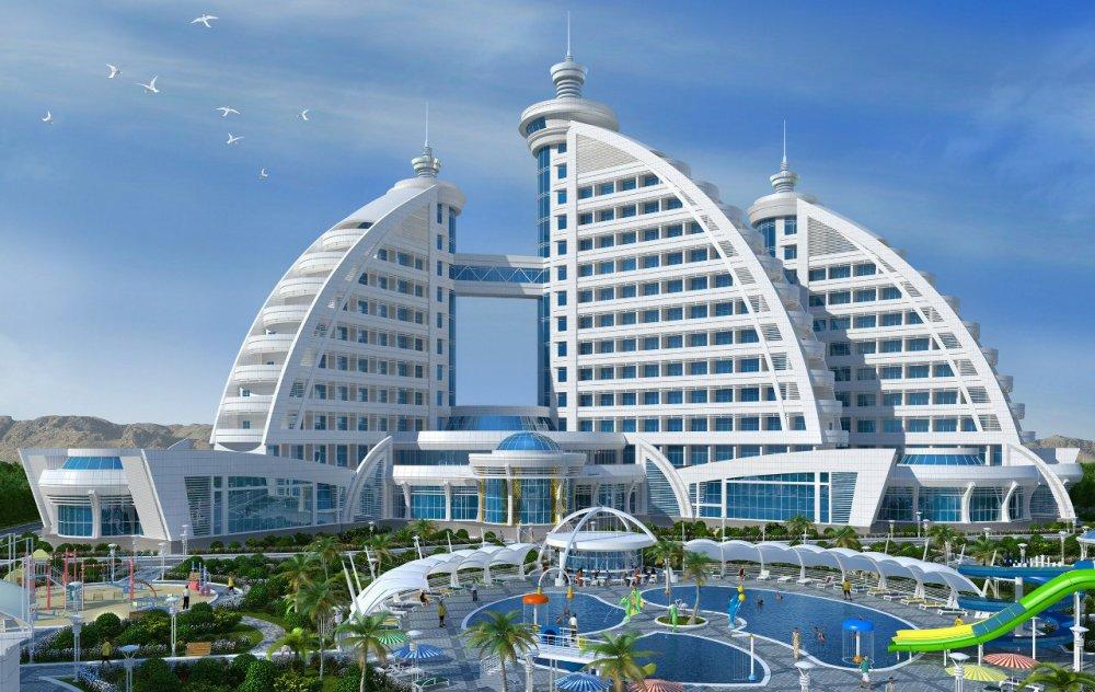 Туркменскую национальную туристическую зону передадут бизнесменам