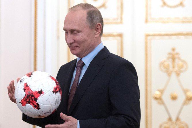Путин рассказал, когда решится судьба объектов инфраструктуры ЧМ-2018