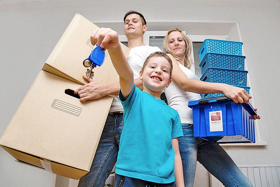 Готовятся поправки по ипотеке семьям при рождении 4-х и более детей