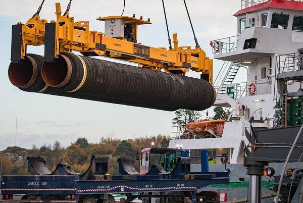 Немецкий эксперт назвал два главных препятствия на пути реализации «Северного потока-2»