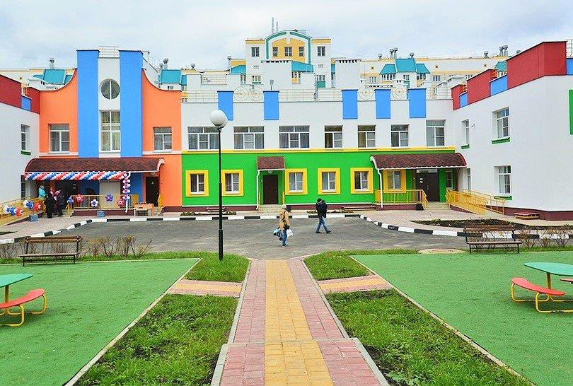Где открылись первые из 30-ти новых детсадов в Москве