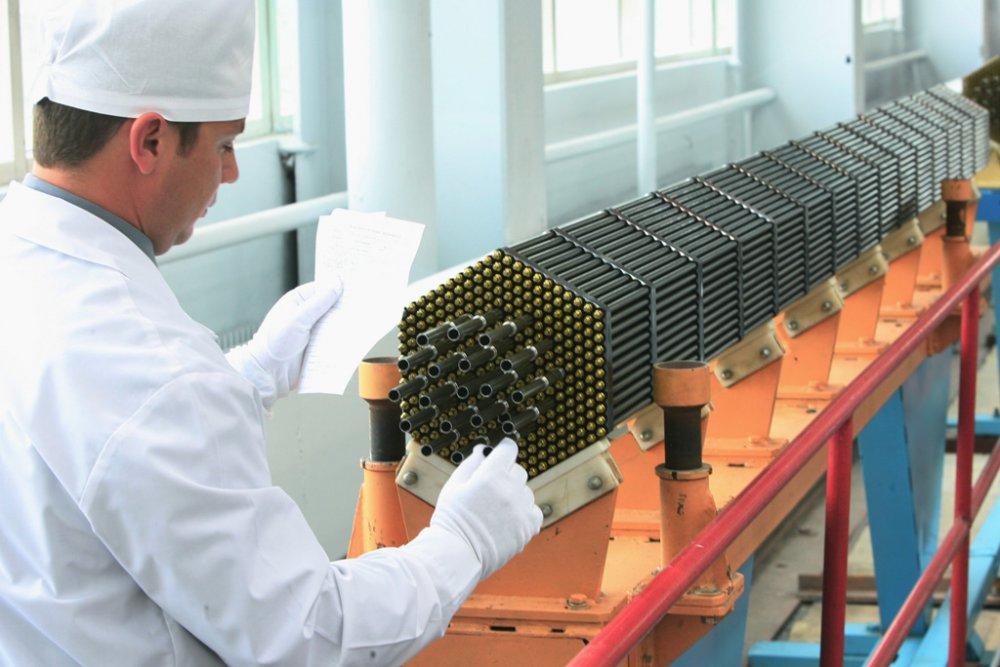 Украина намерена построить с «Росатомом» завод по производству ядерного топлива