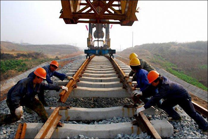 Бангладеш и Индия проложат железную дорогу к строящейся АЭС