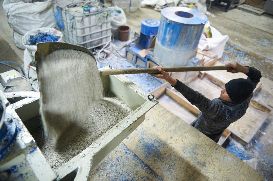 В Нижневартовске из отходов будут делать сваи и трубошпунт