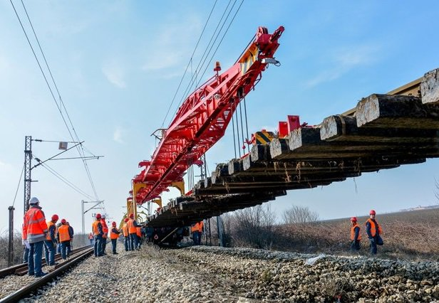 Китай построит железную дорогу в Сербии за $3,8 млрд