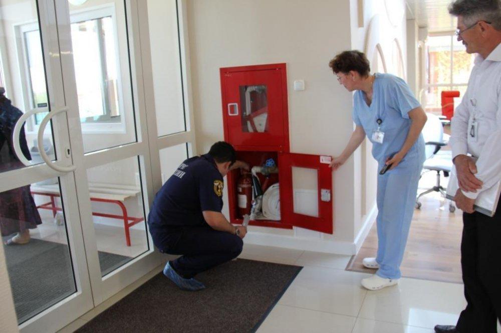 Пожарную безопасность в офисах России будут оценивать по ГОСТу