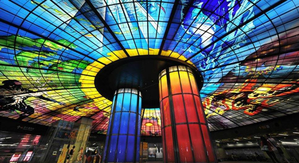 До конца года пройдет 10 архитектурных конкурсов по крупным станциям метро