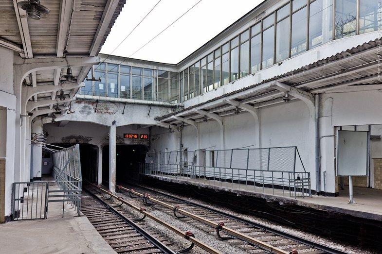 «Масштабные работы» в вестибюле станции «Багратионовская» пройдут в эти выходные