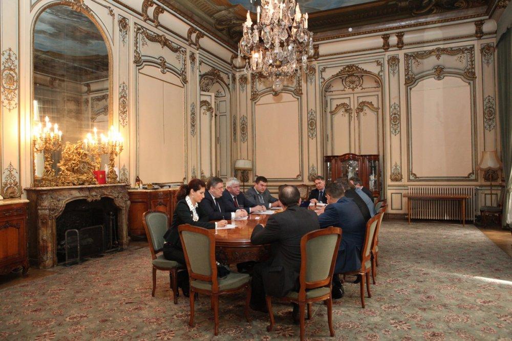 Торгпредство Франции в России закрыли из-за «ухудшения условий деятельности»