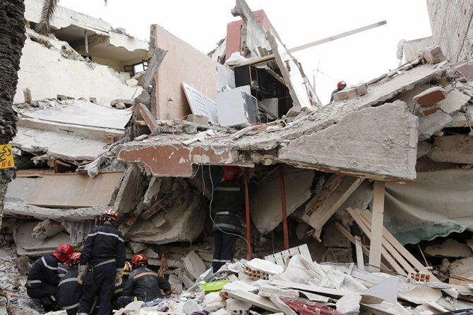 Один человек погиб при обрушении здания центра экспертиз Минюста Армении
