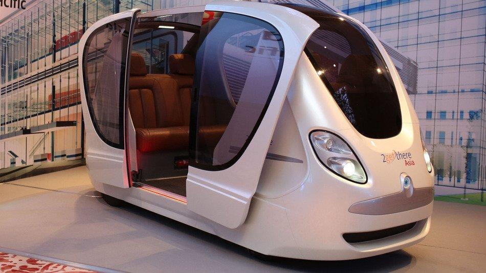 Москва намерена стать лидером в развитии беспилотного транспорта