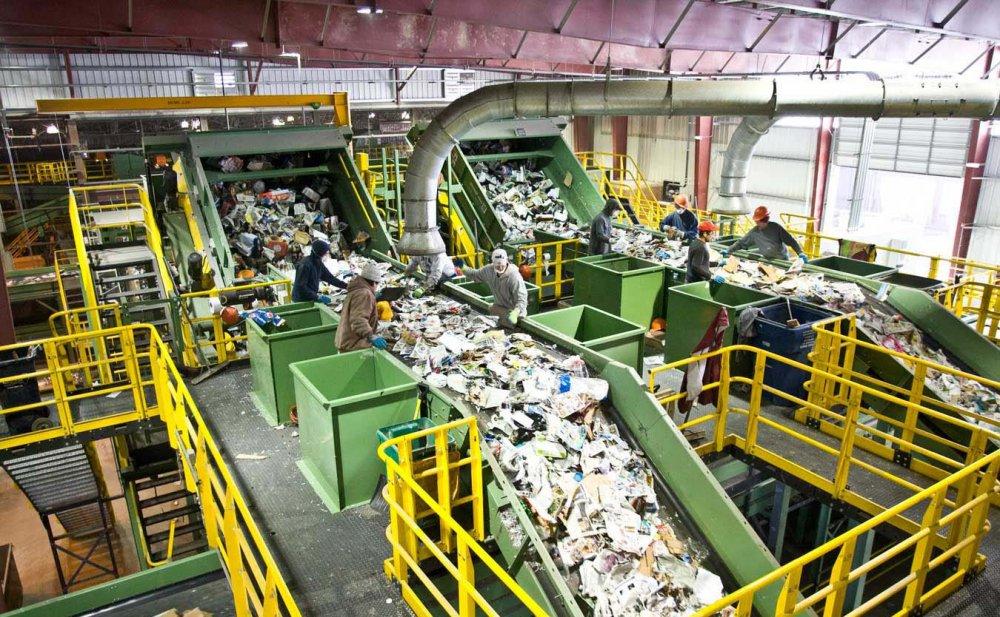 Операторы по сбору отходов в Москве построят 6 перерабатывающих заводов