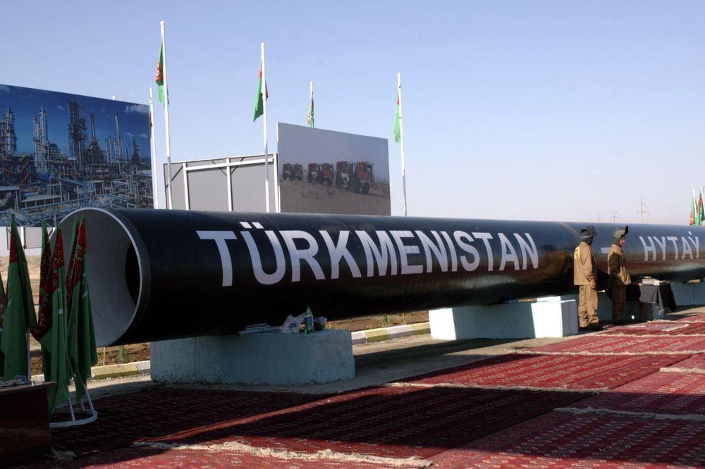 Почему Россия изменила свое отношение к строительству Транскаспийского газопровода?