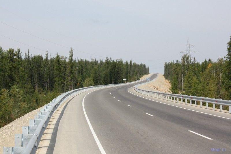 9,000 региональных дорог перейдут в федеральную собственность