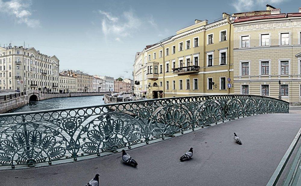 Нужен подрядчик для ремонта первого чугунного моста в Санкт-Петербурге