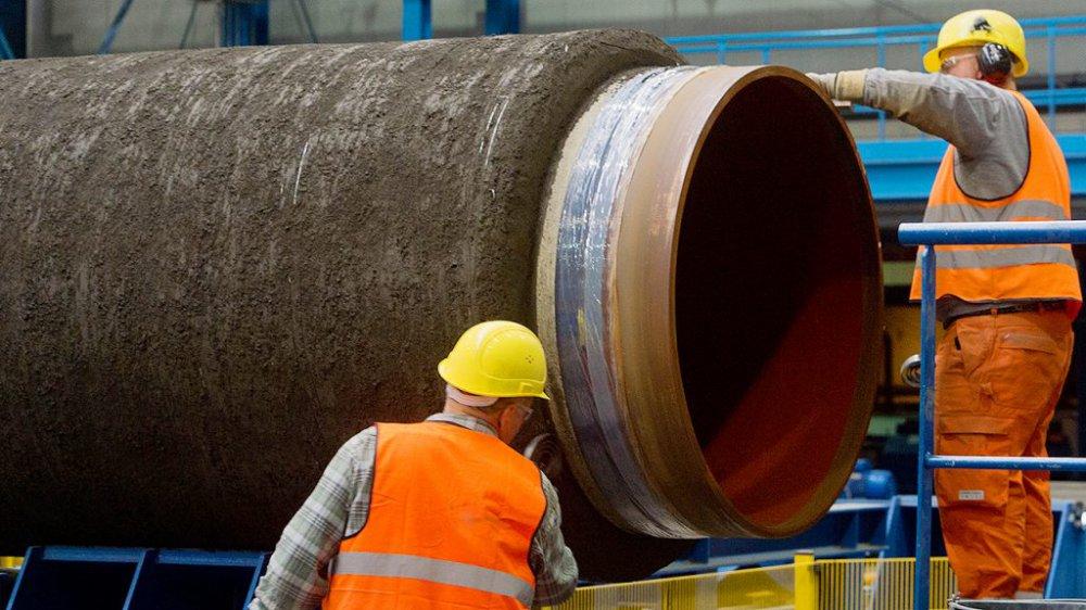The Economist: Газопровод «Северный поток-2» укрепит руку России