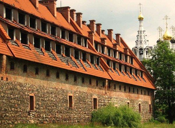 Тевтонский замок XIV века Калининградской области выставлен на торги