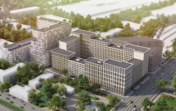 МФК «Искра-Парк» станет новым мини-кластером Москвы