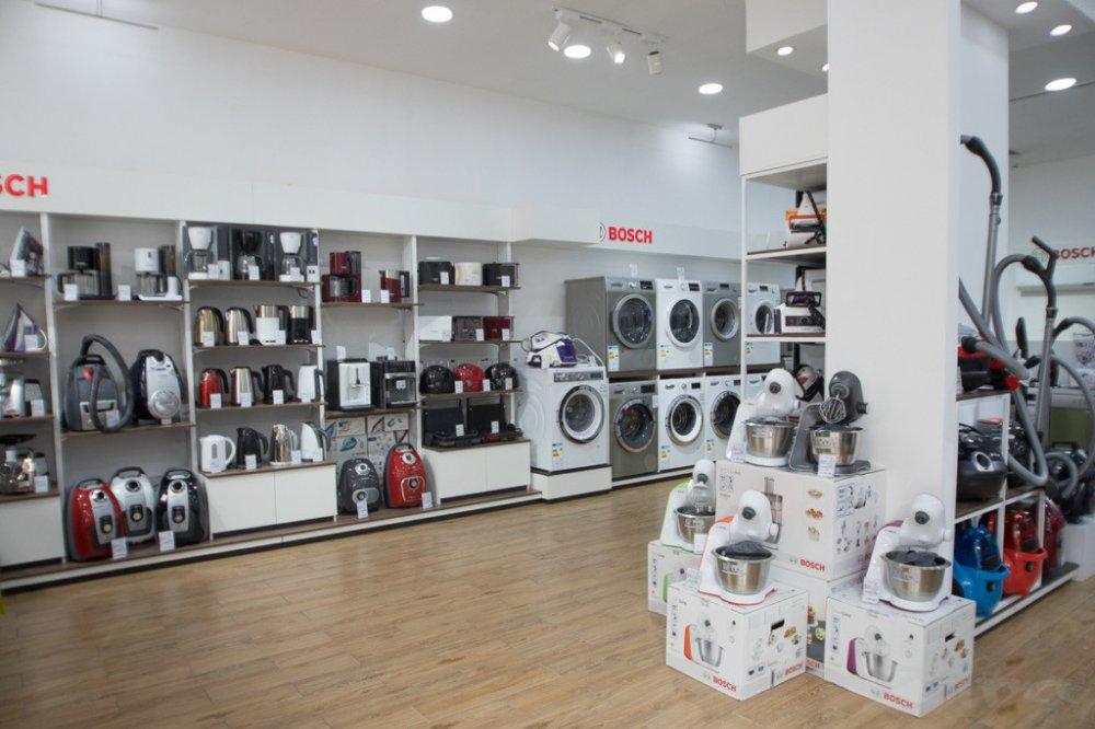 На Цветном бульваре открылся флагманский магазин немецкой Bosch