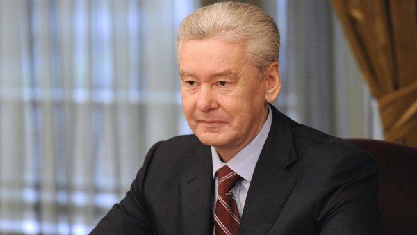 Собянин: В Москве выдано 40 тыс наборов для новорожденных