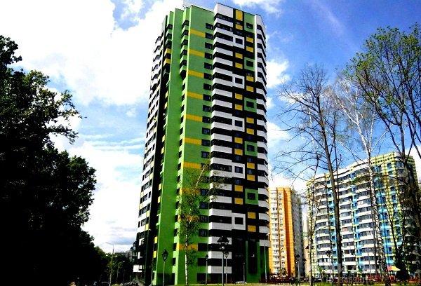 160 квартир на проспекте Вернадского получили участники реновации