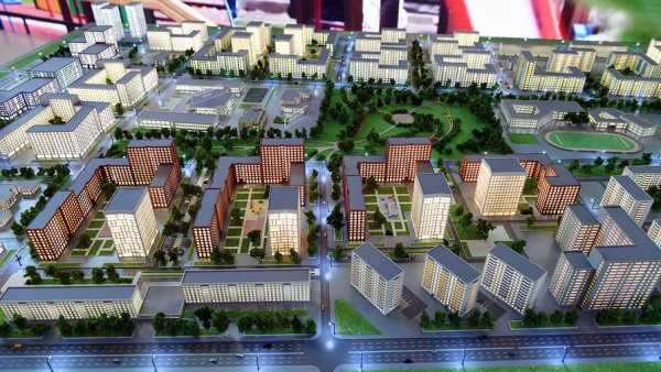 В Москве в рамках реновации передали еще один новый дом для заселения
