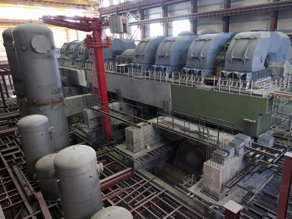 Россия направила основной комплект оборудования для строящейся АЭС в Индии