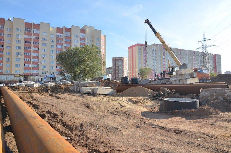 Как застраивают территорию бывшего завода аттракционов в Митине