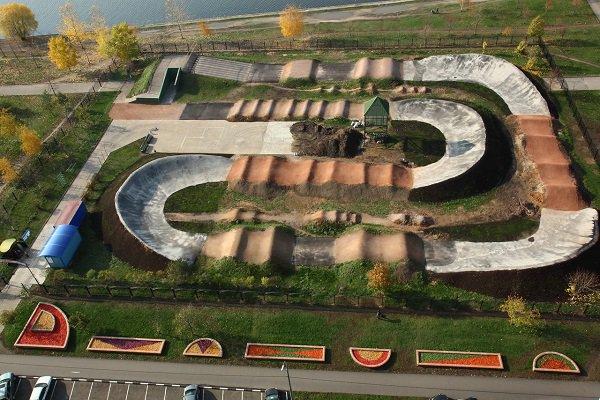Чем можно заняться в новом спортивном парке в Печатниках