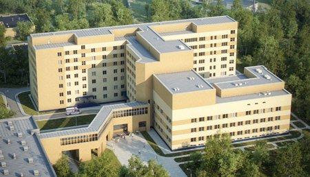 Онкодиспансер в Балашихе стал образцом строительства медучреждений по ГЧП