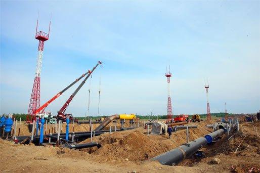 World Pipelines о ходе строительства «Силы Сибири»
