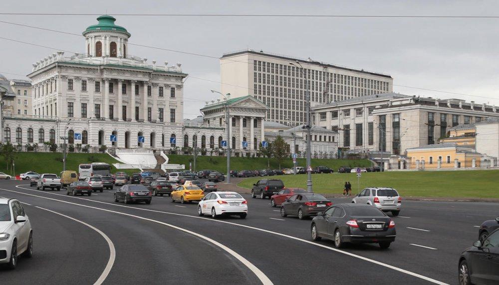 Какие улицы Москвы перекроют к празднованию Дня Крещения Руси
