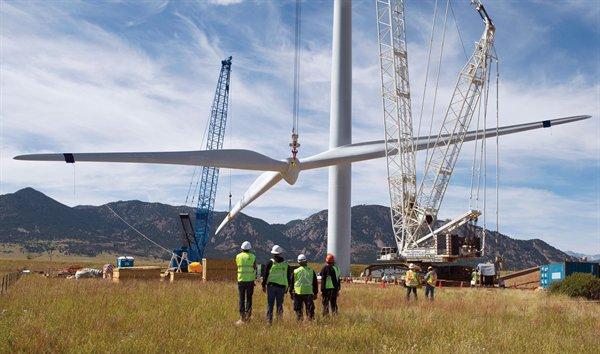 Ищут желающего построить ветроэлектростанцию в Ленинградской области