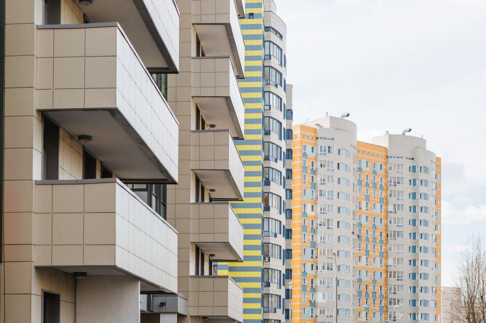 Началось переселение участников реновации Юго-Западного округа Москвы