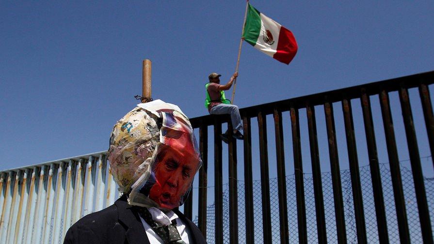 Трамп уверен, что если не построить стену, в США будут править мексиканские кланы