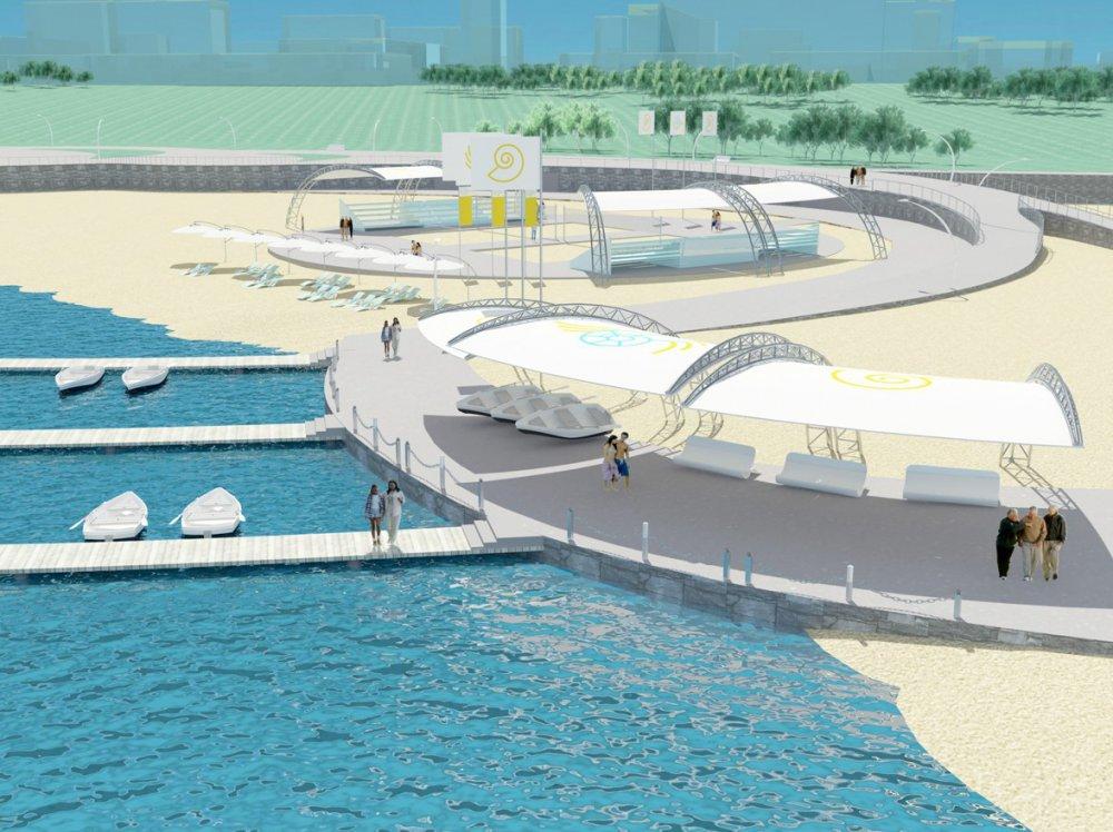 Парк «Тропа здоровья» с лодочной станцией появится в новой Москве