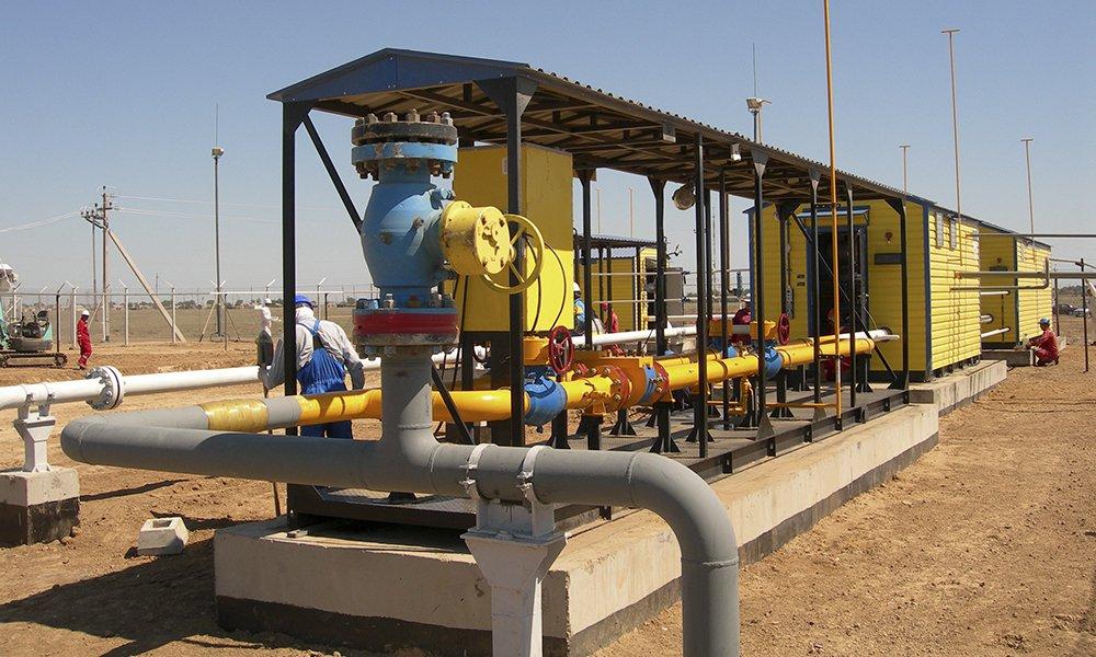 Китай основал новую газораспределительную компанию для поставок из России