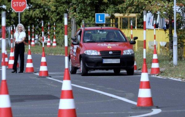 МВД готовится внести изменения в экзамен на получение водительских прав