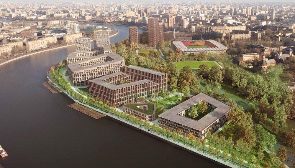 Власти Москвы раскрыли планы по продлению Симоновской набережной