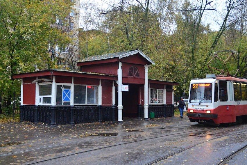 «Социальный проект» запустят на месте старейшей трамвайной остановки
