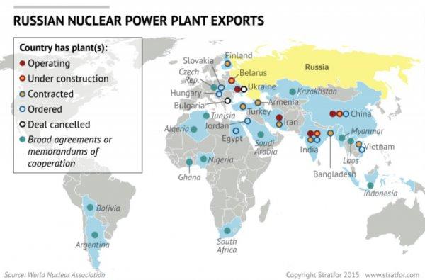 OilPrice: Почему атомная энергетика стратегически важна для России