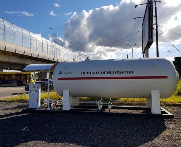 На АЗС Крыма из-за ЧМ-2018 закончился газ