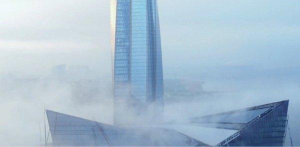 CNN рассказал об уникальных особенностях небоскреба «Лахта Центр»
